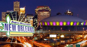 Our Super Bowl XLVII Trip To New Orleans Was A Huge Success – Let's Us Book You This Year!